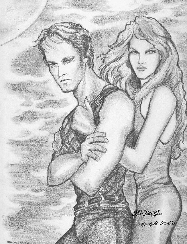Marcus and Raina